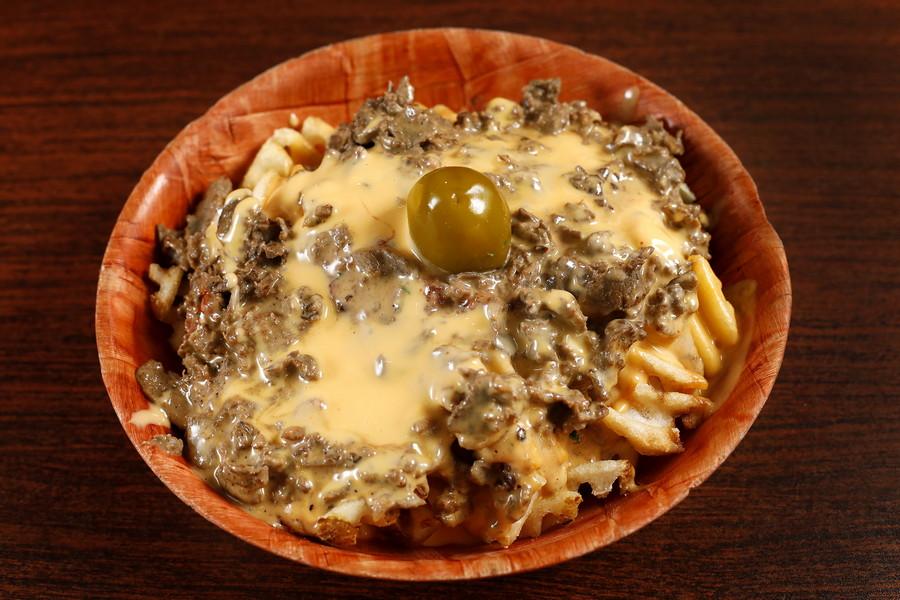 618083 Philly Steak Fries