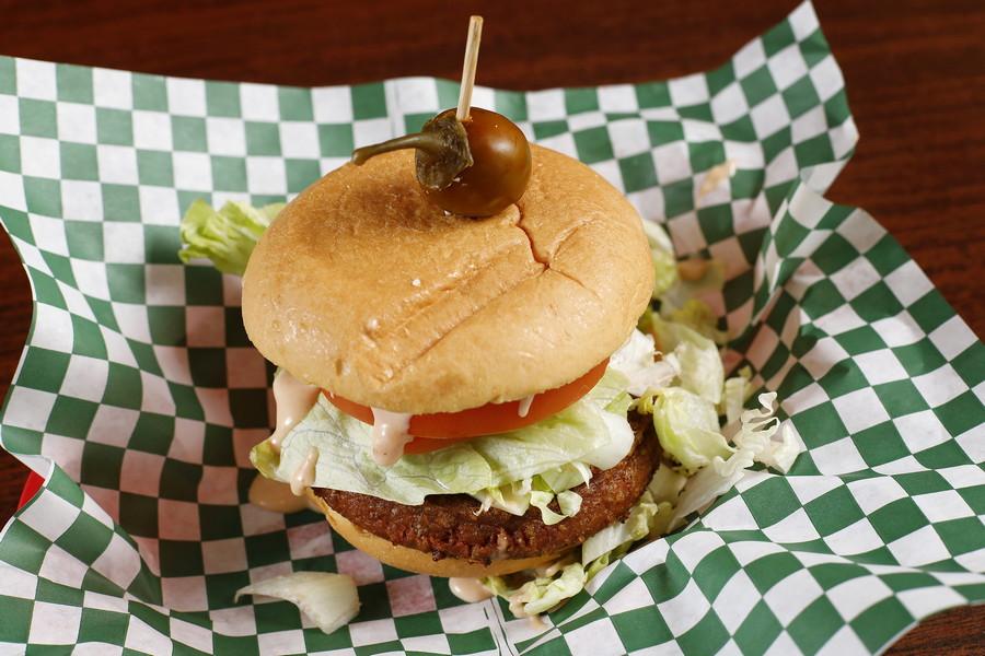 618015 Veggie Burger