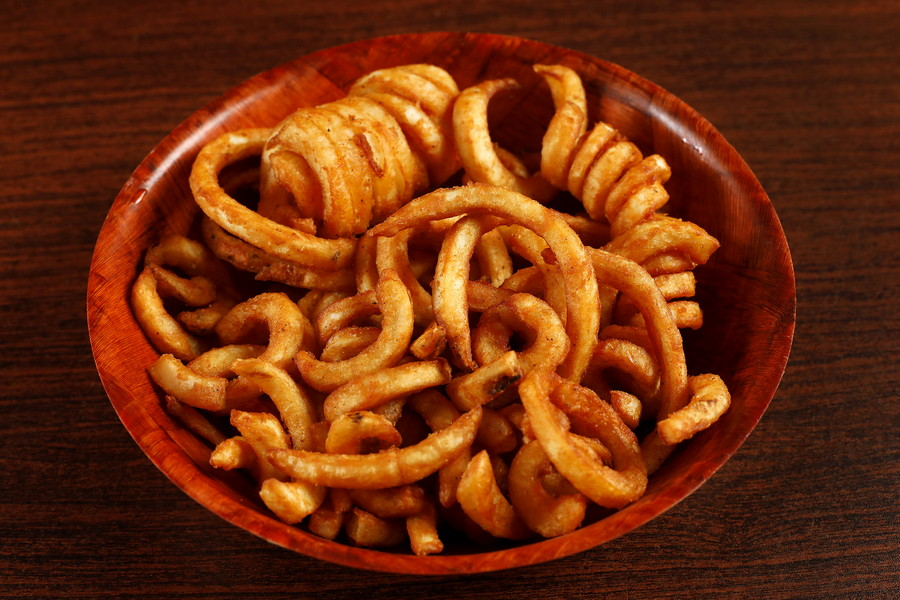 618078 Curly Fries